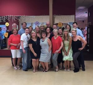 VIP parties group classes for adults