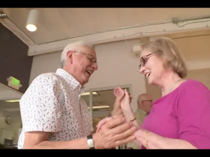 King 5 News: Dancing to Help Dementia