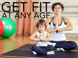 Get Fit At Any Age